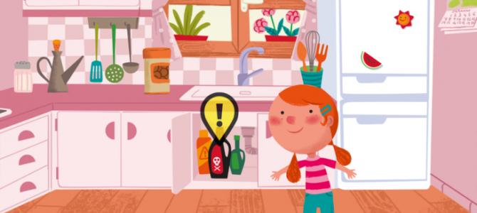 Una #app de #prevención de #accidentes y primeros auxilios para niños y niñas http://bit.ly/2v6OWF9