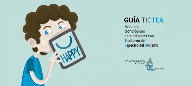 Autismo España renueva su Guía TIC TEA via @Autismo_Espana