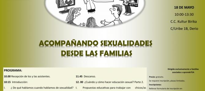 Jornada Formativa: Acompañando sexualidades desde las familias via @aprendeTEA