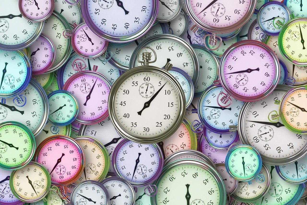 Interesante descripción sobre cómo desarrollamos la percepción del #tiempo vía @MasTwitts
